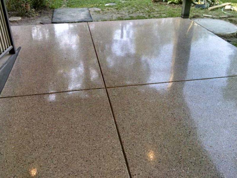 Superior Pea Gravel Patio Eco Advantage Painting