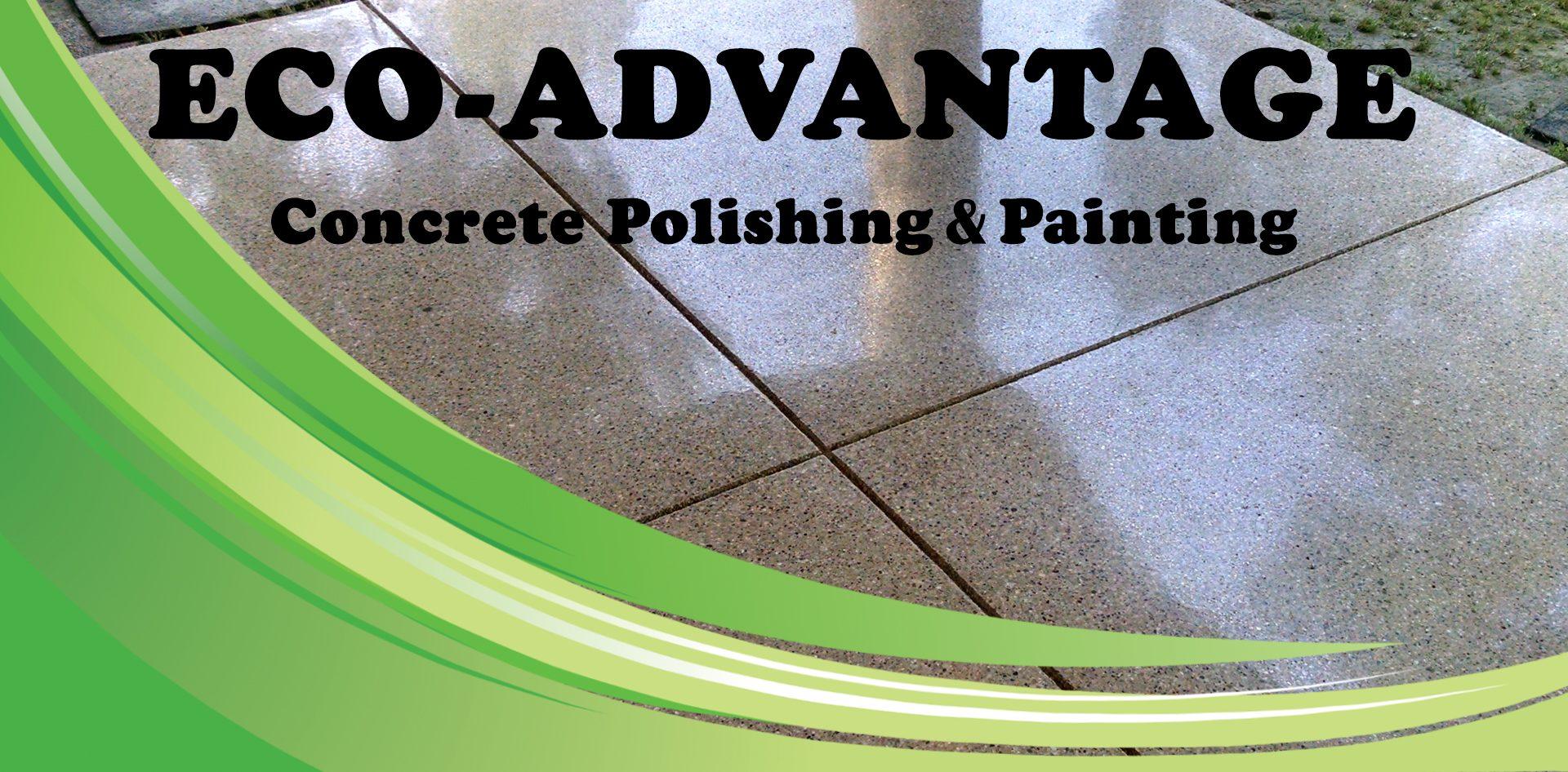 Eco Advantage Concrete Polishing & Painting