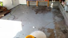Old Epoxy Removal