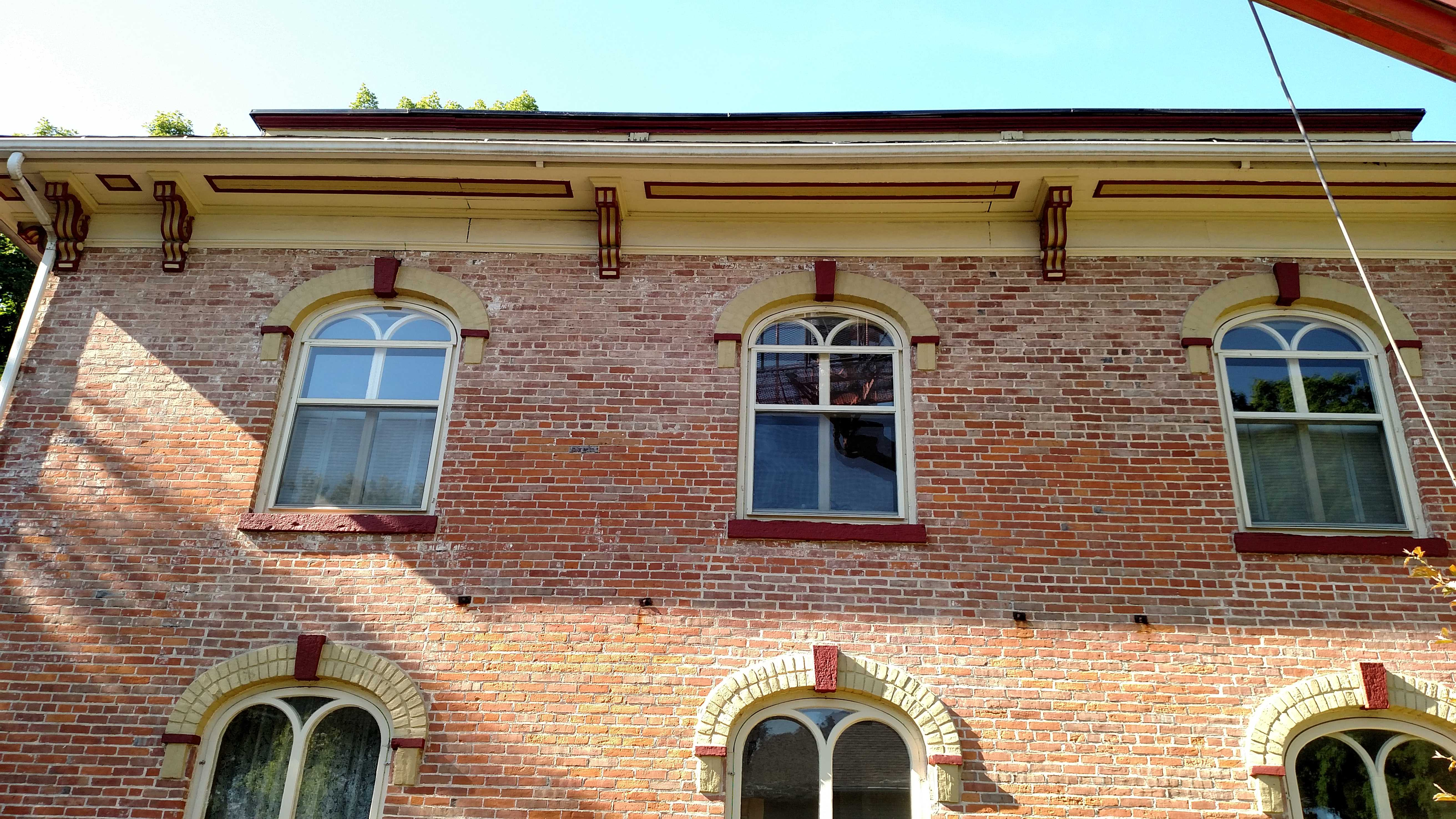 Before Historical House 2