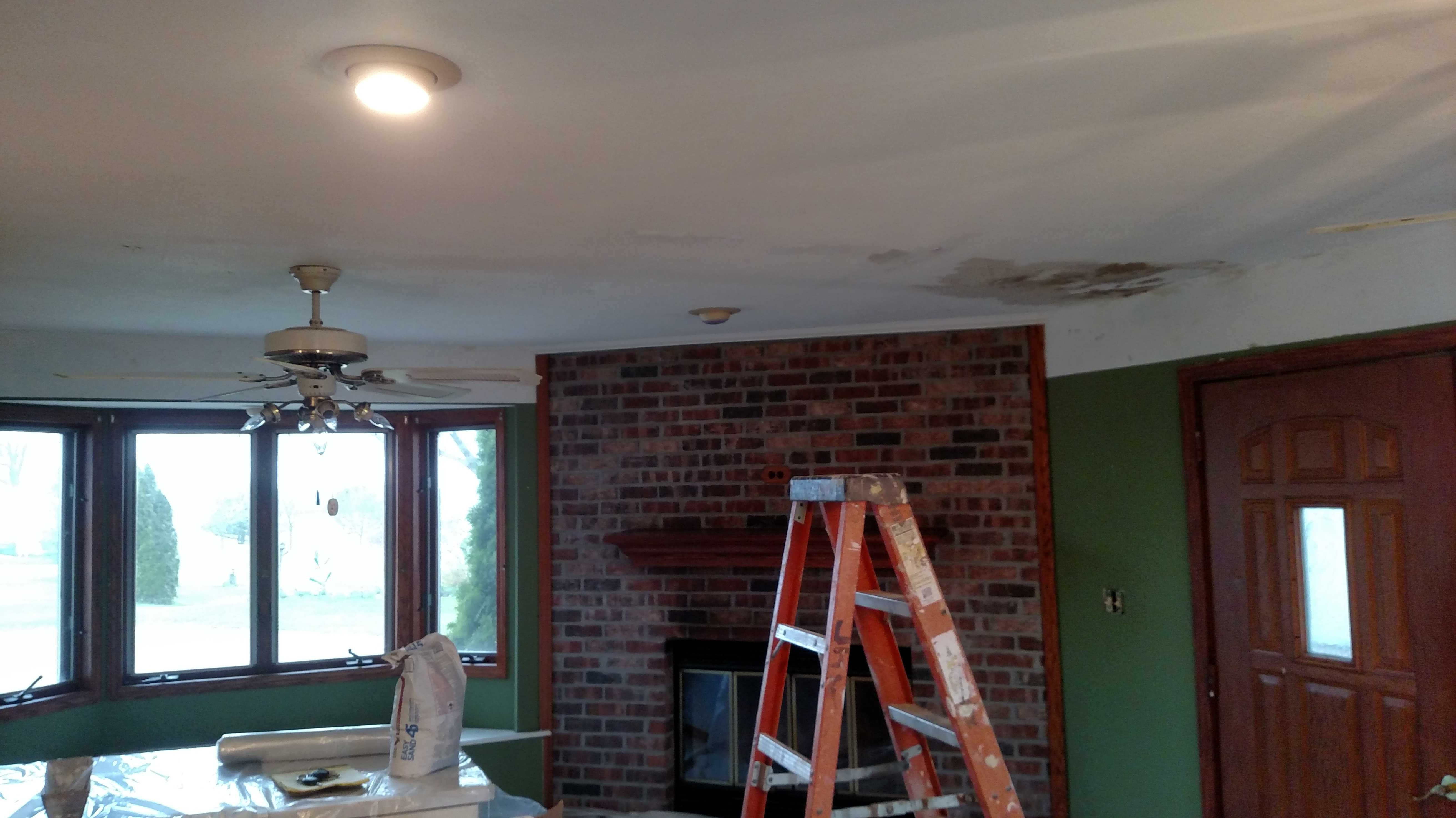 Kitchen Repaint and Repair | Eco Advantage Painting