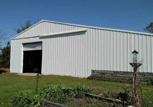 Machine Shed Repaint